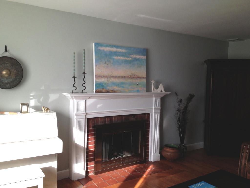 Leslie & Deb's Livingroom